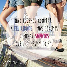 Bom Dia! ❤️ #camminare #love #shoes #felicidade #happy