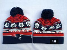 NFL New England Patriots Beanies: Really really want one of these