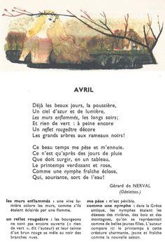AVRIL (Gérard de Ner