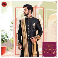 Discover a new you in the glorious colours of our heritage #manishcreations #heritagefashion #traditionalwear #wearwithpride #newyou