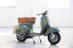 eBay: 1964 Vespa GS160 Fully Restored Immaculate Rare in Aston Martin California Sage