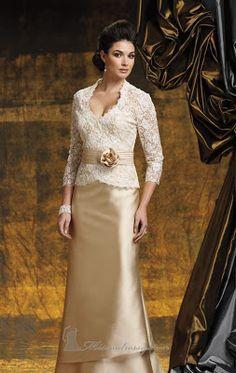 Vestidos de fiesta madre de la novia 2016