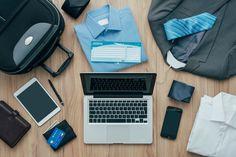 Übergepäck, zerknitterte Hemden oder der Schreck, wenn Ihnen einfällt, was Sie vergessen haben: All das ist für Sie mit unseren simplen Tipps und den praktischen #Apps für's #Koffer packen bald Vergangenheit.