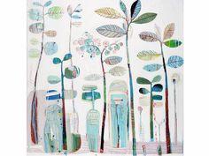 Amazing Australia Abstract Artist: Tiffany Calder Kingston, Byron Bay  http://www.artbytiffany.com