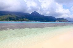 #seychelles #indianocean #paradise #island #whitesand #clearwater