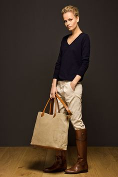 The Equestrian Collection, Massimo Dutti, Otoño 2013 Invierno 2014