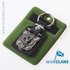 Forbes Clan Crest Keyfob. Free worldwide shipping available