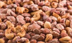 Roasted nuts 3 recipes!Perfect snack paired with a good craft beer and a Bowl game!