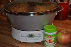 a Latte' with Ott, A: Carmel Apple Jam in the Ball FreshTech Jam & Jelly Maker Jelly Recipes, Jam Recipes, Canning Recipes, Fruit Recipes, Jelly Maker, Jam Maker, Ball Canning Recipe, Carmel Recipe