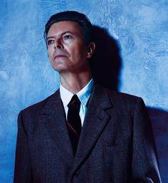 Markus Klinko - David Bowie by Markus Klinko