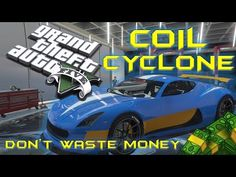 Gta V - The Cyclone is a bit of a let down for me, it is just too much money for what this vehicle is worth, rather save money for something else. Gta 5 Online, Grand Theft Auto, Money, Youtube, Silver