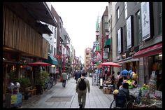 (IvanChristian.deviantart.com , 2011) Street View, Scene, Perspective, Tokyo, Japan, Deviantart, Heart, Videos, Tokyo Japan