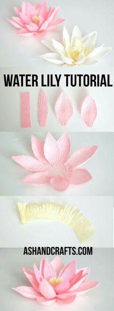 Flower diy pink http://lovexchic.blogspot.it/