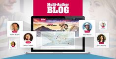 Multi-Author Blog v1.42 – Premium WordPress Theme