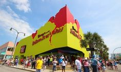 Groupon - Admission for Two to One, Two, or Three Attractions at Ripley's Believe It or Not! Myrtle Beach (Up to 40% Off) in Myrtle Beach. Groupon deal price: $26