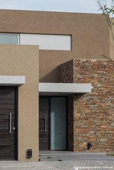 Encuentro con el disfrute - Casas - Revista Espacio&Confort - Arquitectura y Decoración