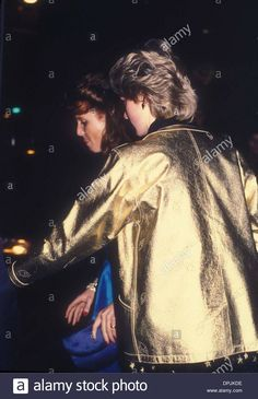 Download this stock image: Mar. 14, 2006 - PRINCESS DIANA WITH SARAH FERGUSON . DAVID O'DOWD-(Credit Image: © Globe Photos/ZUMAPRESS.com) - DPJKDE from Alamy's library of millions of high resolution stock photos, illustrations and vectors.