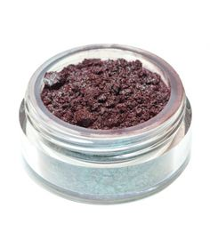 Camaleonte mineral eyeshadow Warm brown with incredible reflective aqua green shimmers. 7,90 €