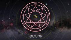174Hz ☯ Remove Pain | HEALING MUSIC and DEEP MEDITATION [30min]
