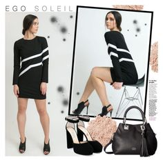 """""""EGO SOLEIL"""" by gaby-mil ❤ liked on Polyvore featuring La Mer, Vince Camuto, Jimmy Choo and egosoleil"""
