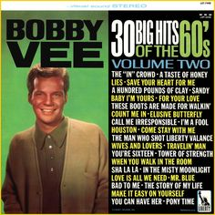 30 Big Hits Of The 60s Volume Two 1966 Liberty By Bobby Vee