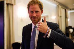 "Kensington Palace on Twitter: ""Thank you Joshua, aged three, for Prince Harry's @WellChild bracelet! #WellChildAwards"