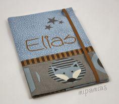 U-Heft-Hülle für Elias