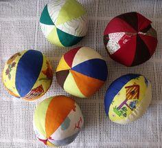 textil ball