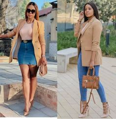 Classy Work Outfits, Business Casual Outfits, Cute Casual Outfits, Casual Chic, Stylish Outfits, Casual Wear, Work Fashion, Fashion Outfits, Fashion Styles