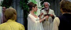 princess leia ceremonial dress pictures | SWFFAQ - Leia's Ceremonial Gown