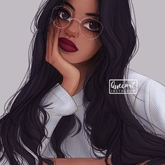 Image about girl in Dibujos🎨💓 by ॐ on We Heart It Beautiful Girl Drawing, Cute Girl Drawing, Cartoon Girl Drawing, Beautiful Fantasy Art, Girl Cartoon, Black Love Art, Black Girl Art, Pop Art Girl, Digital Art Girl