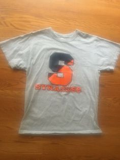 4bc6cb5fa Syracuse T-shirt #fashion #clothing #shoes #accessories  #unisexclothingshoesaccs #unisexadultclothing