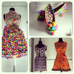 Candy + Fashion Fix by @Terese McDonald