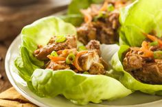 Latin Lettuce Wraps -Quick and Easy Freezer Meal Planning Primal Goodness |