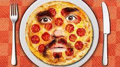 O MISTÉRIO DA PIZZA! - Hora de Pôr Café (Parte 11) - YouTube