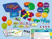 Colors Theme Box