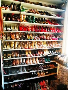 More shoes.