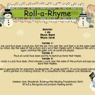 Your students will have fun playing this game as they learn and produce rhyming words. This game is appropriate for preschool, kindergarten, 1st g...