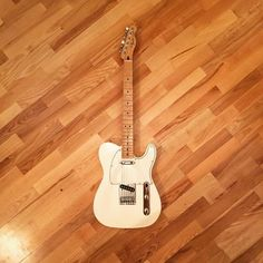 My New Baby  #fender #telecaster #electric #guitar