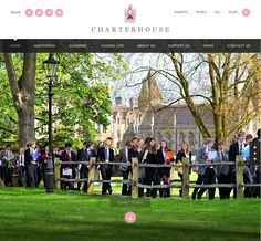 Charterhouse's new and improved website (http://www.charterhouse.org.uk/) by http://www.schoolwebsite.co.uk/ #independentschoolwebsite