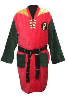 180adb7134 Sleepwear and Robes 166697  Robin Retro Mens Costume Bathrobe -  BUY IT NOW  ONLY   57.39 on eBay!