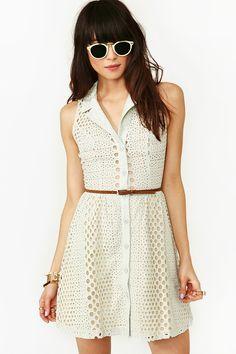 Bubbly Lace Dress