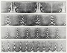 To find some common denominator between the landscape open to the artist and that which is open to the scientist  Prints by György Kepes  Title: György Kepes