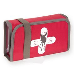 LÄSSIG First Aid Kit red deer