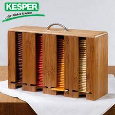 KESPER Teebeutel- Spender