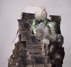 Galvin Harrison. The People Who Came From The Sea Sculpture No.5 For Anthony Wedgewood Benn.