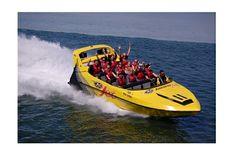 FreemanX Jet Boat Open Water - Rotorua