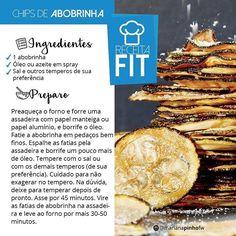 Junkie food nunca mais! Aprenda a fazer esses chips de abobrinha e arrase no lanchinho da tarde 😋 #eatclean #comidadeverdade #receitafit #delícia #abobrinha #chips #mariadora