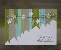 Eine schöne Weihnachtskarte zeigt den Liebsten, dass man in der Weihnachtszeit an sie denkt. Machen sie ihnen doch eine Freude und schicken sie ihnen eine selbstgebastelte Karte. Genauso gut wie eine Karte kommt auch Schmuck an. Mit Ringen oder Ketten, die mit Diamanten bestückt sind, kann man seinen Liebsten eine große Freude bereiten. Eine große Auswahl an Diamantschmuck finden sie auf www.jewels24.de.
