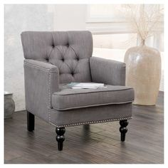 Malone Club Chair - Christopher Knight Home : Target